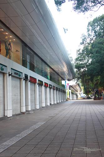 2011092815 2011香港二度血拼自由行(9)濃濃異國風的諾士佛臺