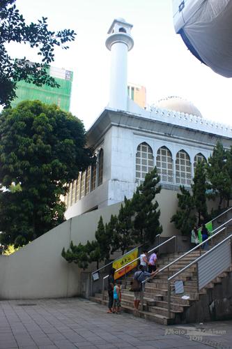 2011092816 2011香港二度血拼自由行(9)濃濃異國風的諾士佛臺
