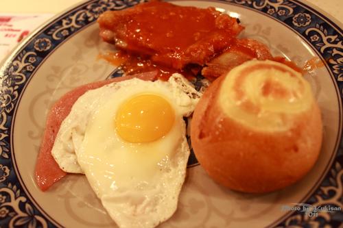 2011101105 2011香港二度血拼自由行(10)澳門冰室吃到多種港式早餐