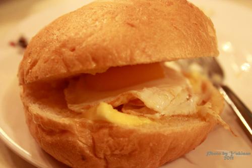 2011101110 2011香港二度血拼自由行(10)澳門冰室吃到多種港式早餐