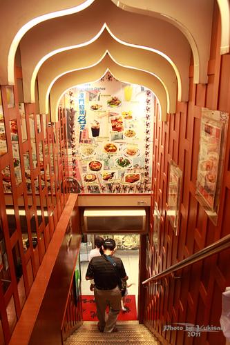 2011101113 2011香港二度血拼自由行(10)澳門冰室吃到多種港式早餐