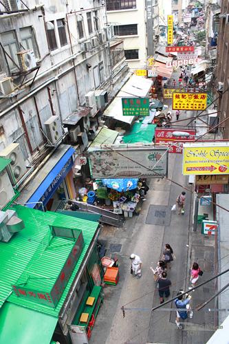 2011102008 2011香港二度血拼自由行(11)中環買買樂