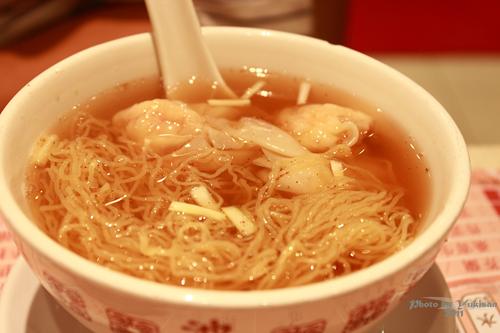 2011102708 2011香港二度血拼自由行(12)重口味的池記雲吞