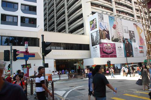 2011112901 2011香港二度血拼自由行(13)一個人的悠閒下午時光@海港城、杏花樓