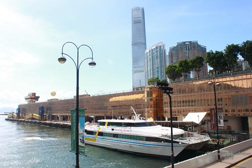 2011112904 2011香港二度血拼自由行(13)一個人的悠閒下午時光@海港城、杏花樓