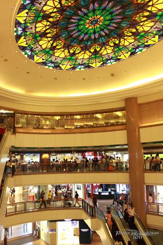 2011112907 2011香港二度血拼自由行(13)一個人的悠閒下午時光@海港城、杏花樓
