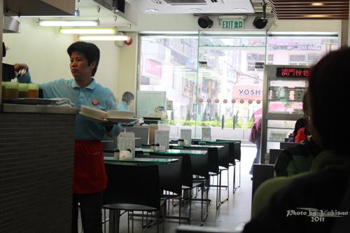 2011041610 2011香港探親血拼自由行(17)義順牛奶公司的燉奶超好味