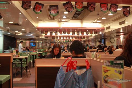 2011032711 2011香港探親血拼自由行(5)中環檀島咖啡餅店