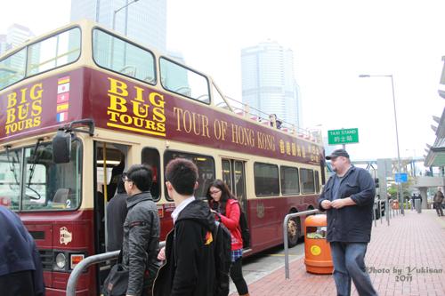 2011041107 2011香港探親血拼自由行(14)太平山山頂纜車