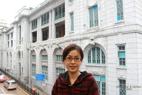 2011040204 2011香港探親血拼自由行(10)重慶森林@中環半山自動扶梯