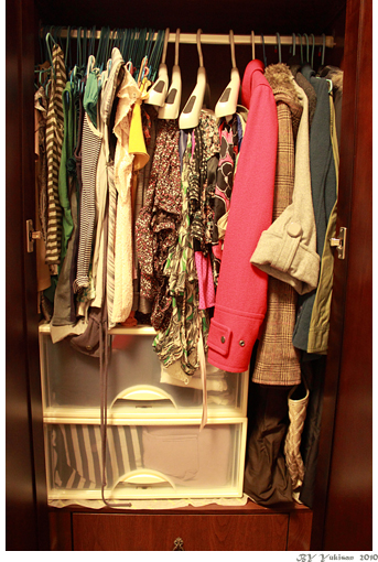 2010112208居家收納:搶救爆炸的衣櫥