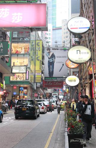 2011032446 2011香港探親血拼自由行(4)中環H&M旗艦店好好買