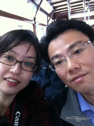 2011041021 2011香港探親血拼自由行(12)叮叮車到不了朗豪坊