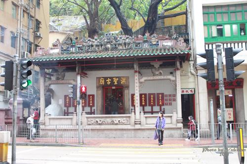 2011041012 2011香港探親血拼自由行(12)叮叮車到不了朗豪坊