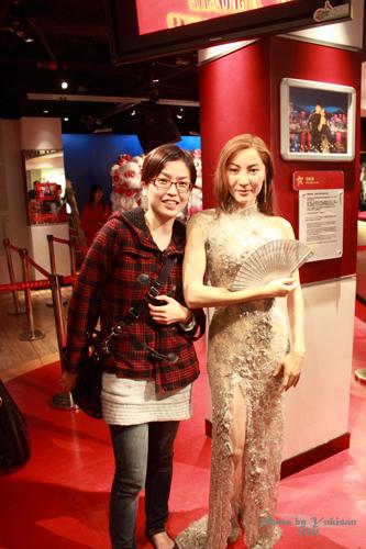 2011041304 2011香港探親血拼自由行(15)消失的世界三大百萬夜景