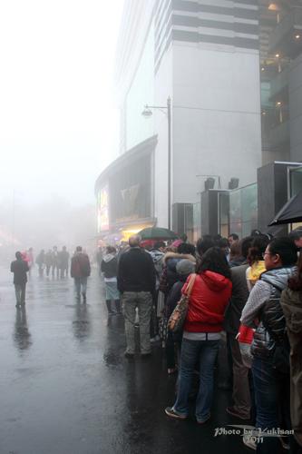 2011041325 2011香港探親血拼自由行(15)消失的世界三大百萬夜景