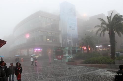 2011041311 2011香港探親血拼自由行(15)消失的世界三大百萬夜景