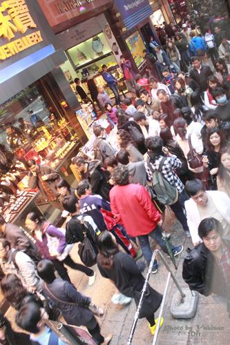 2011041024 2011香港探親血拼自由行(13)天星小輪橫渡維多利亞港