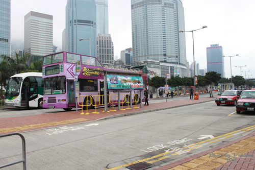 2011041104 2011香港探親血拼自由行(14)太平山山頂纜車