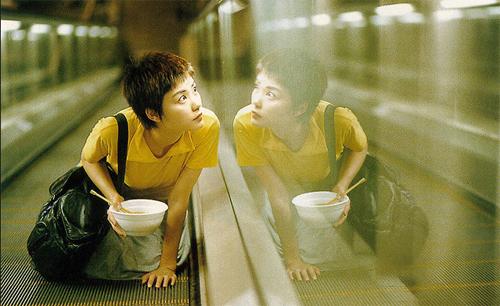 2011040221 2011香港探親血拼自由行(10)重慶森林@中環半山自動扶梯