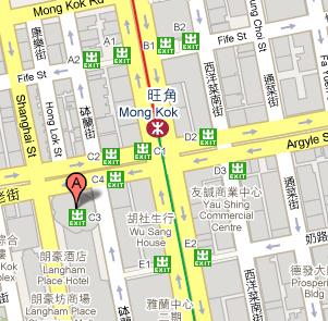 2011041004 2011香港探親血拼自由行(12)叮叮車到不了朗豪坊