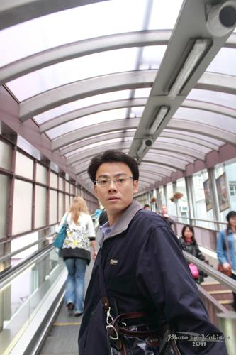 2011040202 2011香港探親血拼自由行(10)重慶森林@中環半山自動扶梯