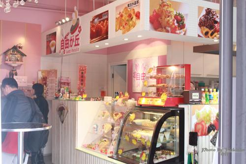 2011042519 2011香港探親血拼自由行(20)昂坪市集東摸西摸