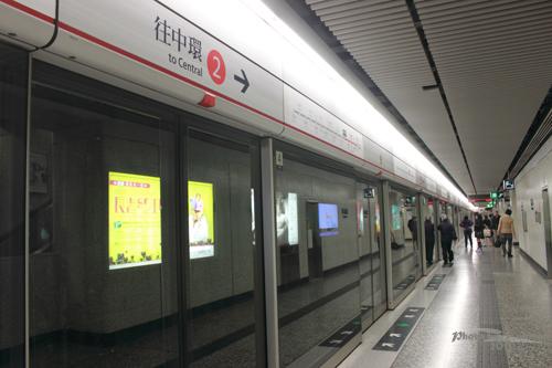 2011032421 2011香港探親血拼自由行(4)中環H&M旗艦店好好買
