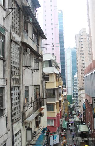 2011040207 2011香港探親血拼自由行(10)重慶森林@中環半山自動扶梯