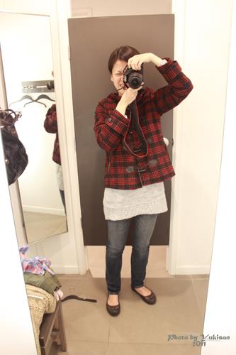 2011032433 2011香港探親血拼自由行(4)中環H&M旗艦店好好買
