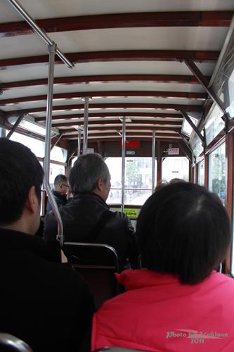 2011041008 2011香港探親血拼自由行(12)叮叮車到不了朗豪坊