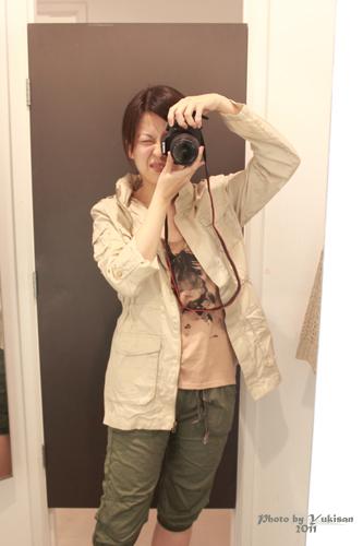 2011032438 2011香港探親血拼自由行(4)中環H&M旗艦店好好買
