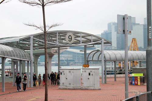 2011041112 2011香港探親血拼自由行(14)太平山山頂纜車
