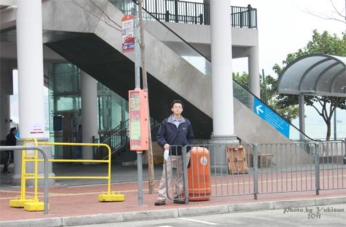 2011041111 2011香港探親血拼自由行(14)太平山山頂纜車