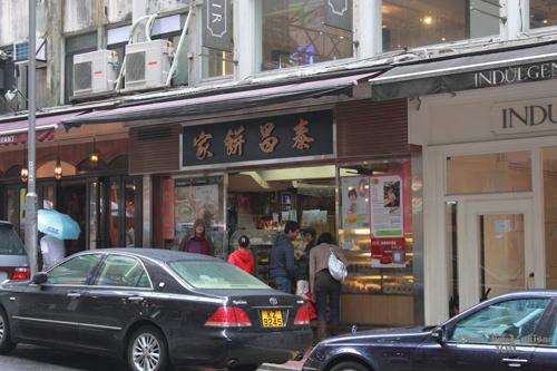 2011040220 2011香港探親血拼自由行(10)重慶森林@中環半山自動扶梯