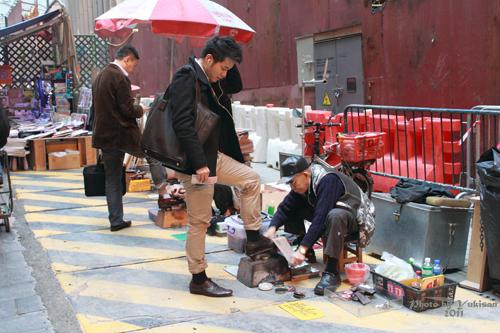 2011032448 2011香港探親血拼自由行(4)中環H&M旗艦店好好買