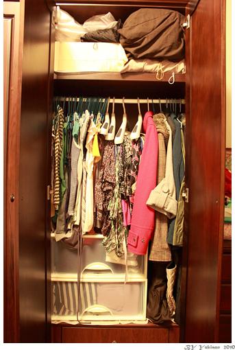 2010112207居家收納:搶救爆炸的衣櫥