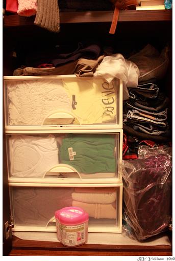 2010112205居家收納:搶救爆炸的衣櫥