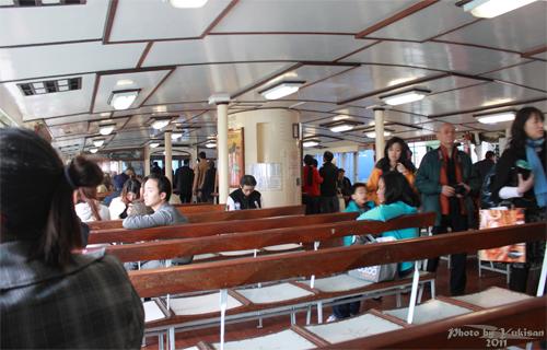 2011041037 2011香港探親血拼自由行(13)天星小輪橫渡維多利亞港