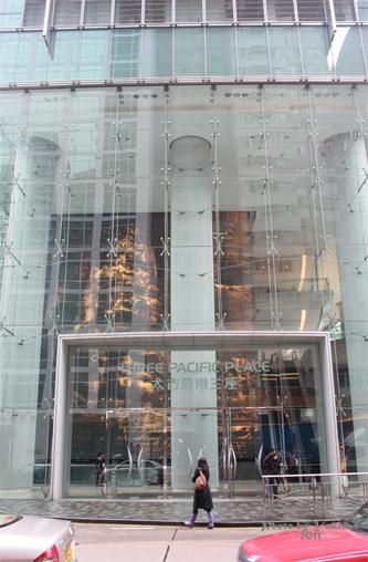 2011041011 2011香港探親血拼自由行(12)叮叮車到不了朗豪坊