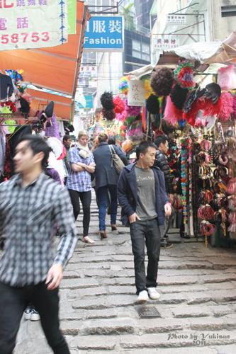 2011032703 2011香港探親血拼自由行(5)中環檀島咖啡餅店