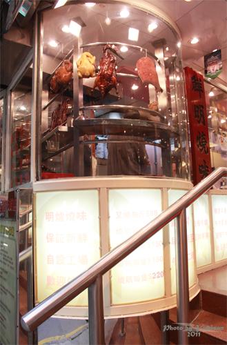 2011032716 2011香港探親血拼自由行(5)中環檀島咖啡餅店