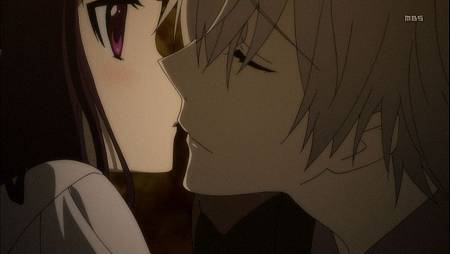 Inu x Boku SS_kiss