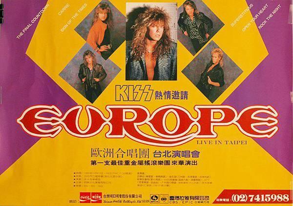 020 - 1988 Europe