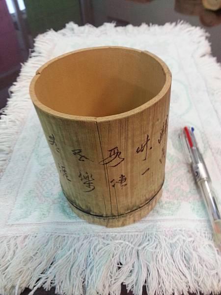 0001陶瓷創意雕6件組-竹筆筒.jpg