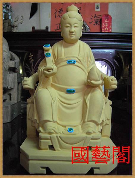 台南-南親殿-瑤池金母 (2).JPG
