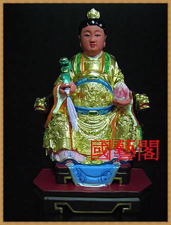 台南-南親殿-瑤池金母 (3).JPG