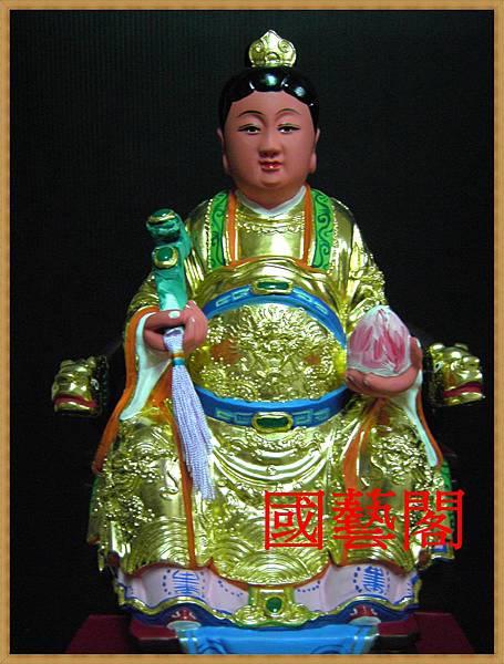 台南-南親殿-瑤池金母 (4).JPG