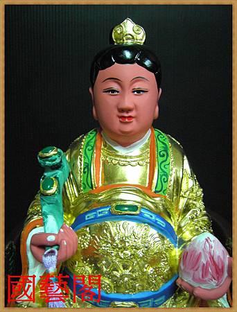 台南-南親殿-瑤池金母 (5).JPG