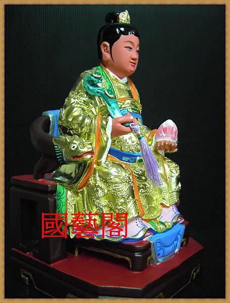 台南-南親殿-瑤池金母 (6).JPG
